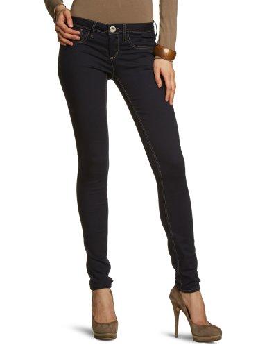 Gang Damen Jeans JEANIE jeg fab prewashed Loose / Relaxed Fit (weites Bein) Normaler Bund Blau (9405 prewashed)