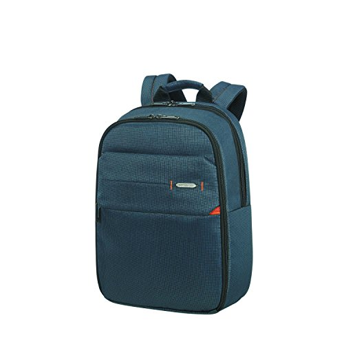SAMSONITE Network 3 - Laptop Backpack 14.1 Rucksack, 40 cm, 16 L, Space Blue