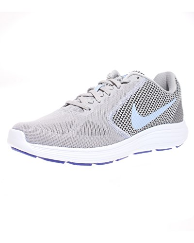 Nike Damen Wmns Revolution 3 Laufschuhe Hellblau