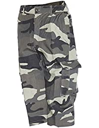 Waooh - Bermuda Cargo Camouflage Billian