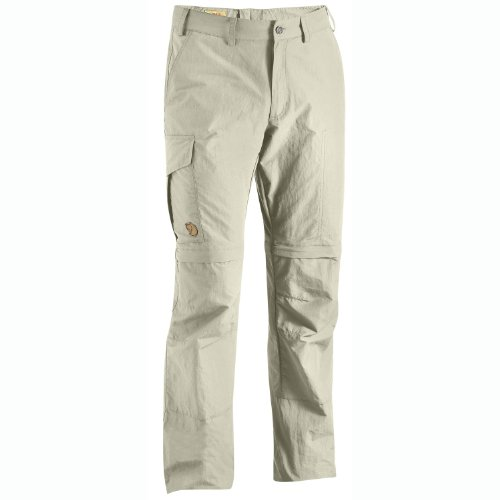 FjallRaven Pantalon Zip-Off Karl Zip-Off MT Trousers Light Beige (191)