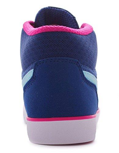 Nike Schuhe Capri 3 MID Leather (GS) Unisex Insigna Blue/Pink-White