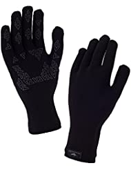 SealSkinz Unisex Waterproof Ultra Grip Gloves