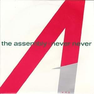 """Never Never [7"""" Vinyl]"""
