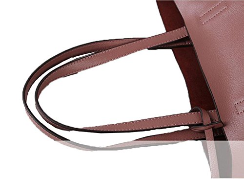 Women 's Spalla Del Cuoio Genuino Bag Brown