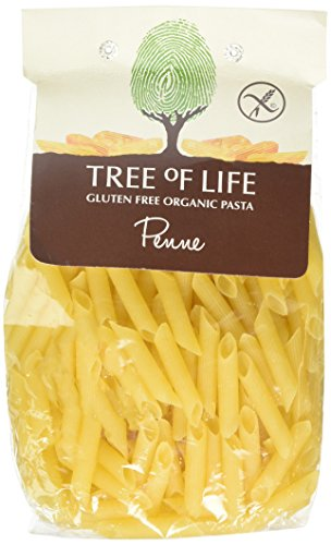 Tree of Life Organic & Gluten Free Penne Pasta 500g (Pack of 3)