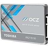 """OCZ TR150 - Disco Duro Sólido Interno SSD de 480 GB (2.5"""", SATA III), color plateado"""