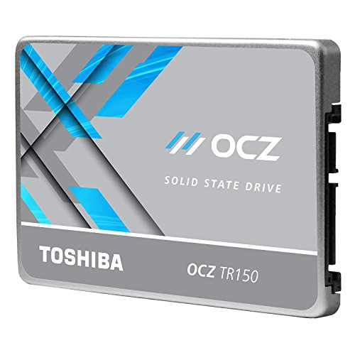 OCZ TR150 - DISCO DURO SOLIDO INTERNO SSD DE 480 GB (2 5  SATA III)  COLOR PLATEADO