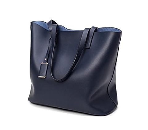 YAAGLE Neu Elegant große handtasche Europäische Stil Schultertasche Weiche Edle Damentasche