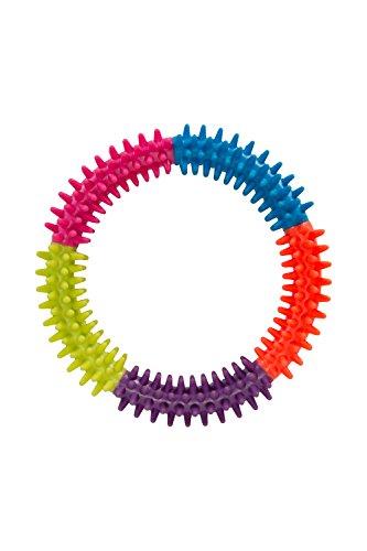 Mountain Warehouse Kauring für Hunde - Leichtes Spielzeug, strapazierfähig, farbenfroh, weich,...