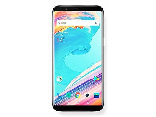 OnePlus Plus Smartphone Dual Black - OnePlus One Plus T5 Smartphone, 64 GB Dual Sim Black