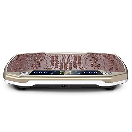CL- Vibrierende Platte Haushalt Fettverbrennung Abnehmen Maschine faul Fitnessgeräte Gewichtsverlust Artefakt 800X460X140mm Vibrationsplatte