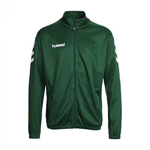 Hummel Herren Jacke Core Poly Jacket, Evergreen, L, 36-893-6140