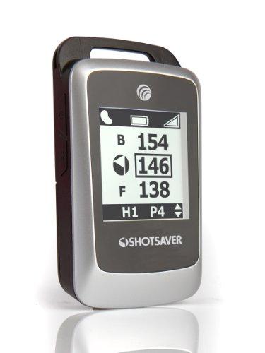 SHOTSAVER S210 GOLF SNOOPER - NAVEGADOR GPS PARA GOLF (RESISTENTE AL AGUA  CON MEDIDOR DE DISTANCIA)
