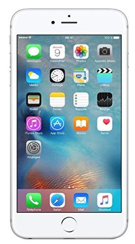 Apple iPhone 6s, 4,7' Display, SIM-Free, 16 GB, 2015, Silber (Generalüberholt)