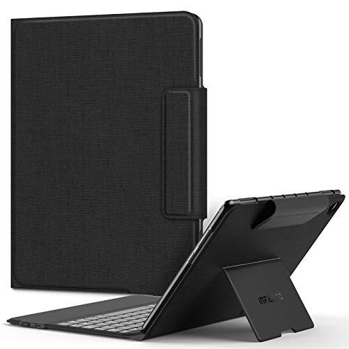 custodia con tastiera tablet 10.1 Infiland Custodia per Huawei MediaPad M5 Lite 10
