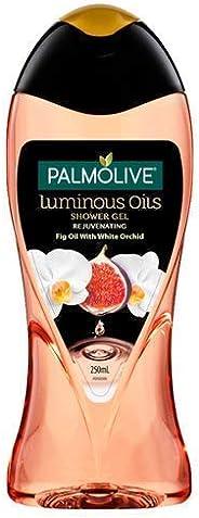 Palmolive Body Wash Luminous Oils Rejuvenating Shower Gel - 250ml Bottle