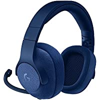 Logitech G433 Kabelgebundene Gaming Kopfhörer (7.1 Surround Sound, für PC, Xbox One, PS4, Switch, Mobiltelefon) blau