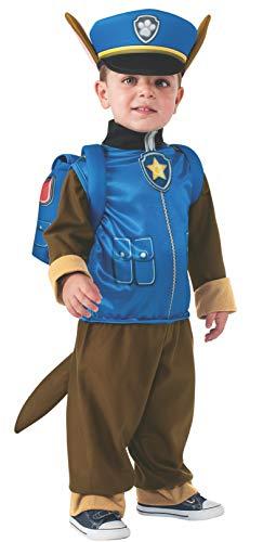 Rubie's- chase costumi per bambini, xs (1-2 anni), it610502-todd