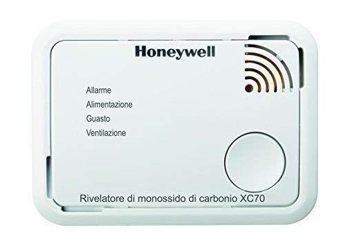 Scopri offerta per Dispositivo di Allarme per Monossido di Carbonio XC70-IT-A Honeywell Home