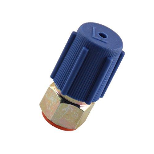 Quick-seal-adapter (sharplace r-12auf R-134A Nachrüstung R Umwandlung Adapter Fitting 1/10,2cm (7/16SAE) Low Seite)