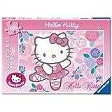 Ravensburger 10894 - Liebe Hello Kitty - 100 Teile XXL Puzzle