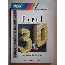 Excel 3.0. Der Trainer für Einsteiger