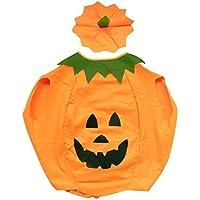 Déguisement Adulte humoristique Citrouille de Halloween Costume pour adultes pour Cosplay Soirée Halloween