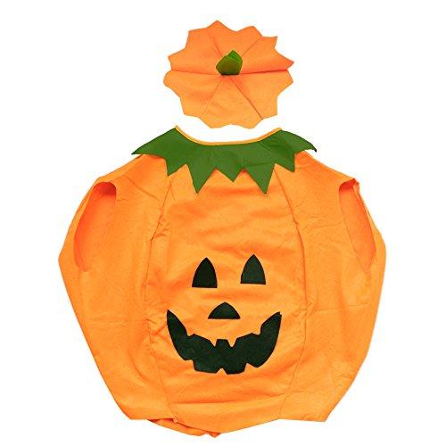 Symtop zucca costume di halloween festa party vestito festivo per adulti