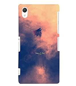 Sony Xperia Z2 MULTICOLOR PRINTED BACK COVER FROM GADGET LOOKS