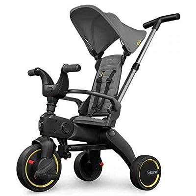Liki Trike by Doona SP530-99-030-005 S3 Dreirad, Grey Hound