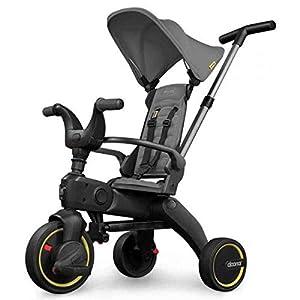 Liki Trike by Doona, SP530-99-030-005 S3 Tricycle, Grey Hound   13