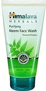 Himalaya HIMALA PURIFYING NEEM FACE WASH 50ML Face Wash (50 g)