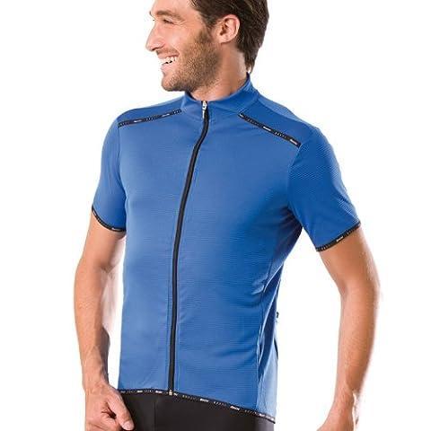 Santini 365Primo Road Short Sleeve Jersey Größe L königsblau