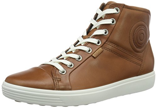 Ecco Damen Soft 7 Ladies High-Top Braun (1195mahogany)