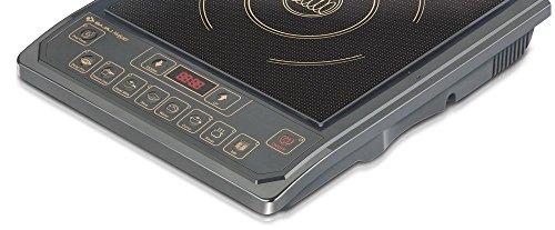 bajaj majesty icx 3 1400 watt induction cooker black. Black Bedroom Furniture Sets. Home Design Ideas