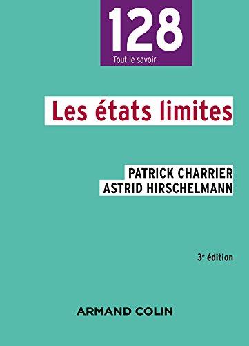 Les états limites - 3e édition