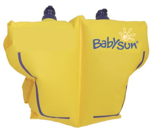 Babysun - BN086372000 - Mes 1er Brassards - Jaune