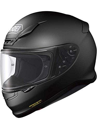 Shoei NXR Plain Matt Black Black Matt M