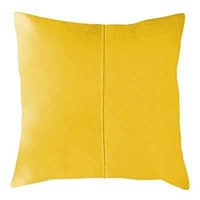 Gelb Wasserabweisend Outdoor Garten Kissen Gefüllt, 45.72 cm von Gardenista auf Gartenmöbel von Du und Dein Garten
