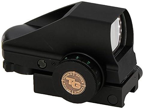 Truglo Tru-Brite Red Dot Dual-Color Multi Reticle