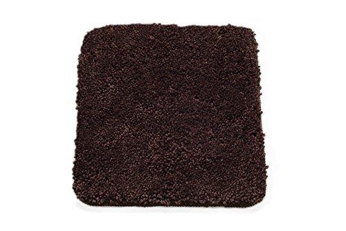 Hagemann bwpar 5050–923 tapis de bain 50 x 50 cm (marron)