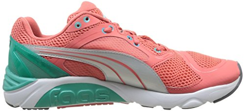 Puma Faas 600 S Wn's, Chaussures de running femme Rose (Dubarry/Pool Green/White)