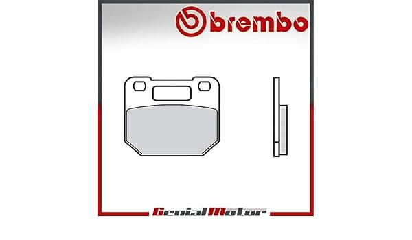Pastiglie Brembo Freno Anteriori 07SU10.05 per Suzuki RG GAMMA 125 1985 /> 1990