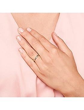 CHRIST Gold Damen-Ring 375er Rotgold (gelbgold)