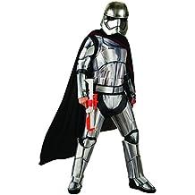 Star Wars Disfraz Capitán Phasma Deluxe para adulto, talla Unica (Rubie's Spain 810670)