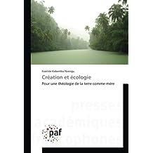 Création et écologie