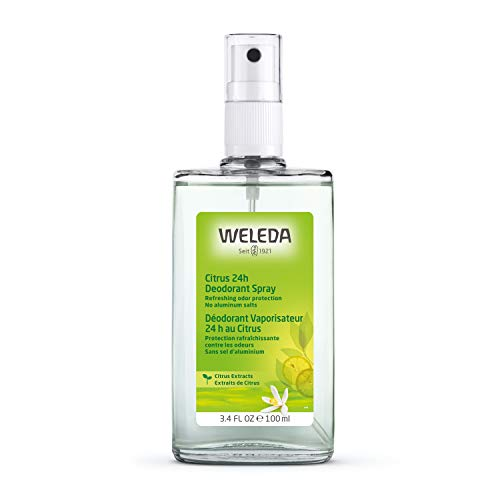Weleda - Desodorante spray de citrus