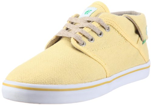 Etnies CAPRICE MID ECO W'S 4201000264, Sneaker donna Giallo (Gelb (YELLOW/WHITE 720))