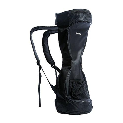 Eyourlife 6.5 \'Wasserdichte Oxford Material Hoverboard Rucksack Tasche - Zwei Rad Roller Tasche Portable Durable Roller Handtasche Aufbewahrungstasche (Schwarz)